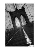 Brooklyn Bridge 1, 2010 Prints by Moises Levy