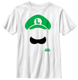 Youth: Super Mario Bros- Luigi Props T-Shirt