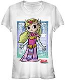 Juniors: Legend of Zelda- Hylian Royalty T-Shirts