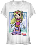 Juniors: Legend of Zelda- Hylian Royalty T-Shirt