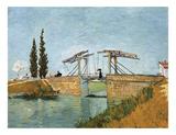 Bridge Prints by Vincent van Gogh