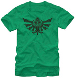Legend of Zelda- Tribal Triforce Shirts