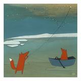 Bring You the North Star Kunst af Kristiana Pärn