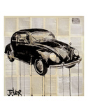 Car Prints by Loui Jover