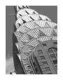 Chrysler Detail Art by Christopher Bliss