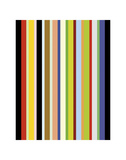 Candy Stripe Prints by Dan Bleier