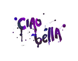 Ciao Bella Posters by Jessica Durrant
