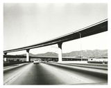 Cars on the Highway, undated Print by Andy Warhol
