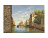 Canal I Art by  Aretino