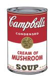 Andy Warhol - Campbell's Soup I: Cream of Mushroom, 1968 Obrazy
