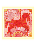 Carousel Horse Prints by Teofilo Olivieri
