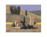 Castellina Posters par William Buffett