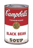 Campbell's Soup I: Black Bean, 1968 Plakater af Andy Warhol