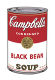 Campbell's Soup I: Black Bean, 1968 Prints by Andy Warhol