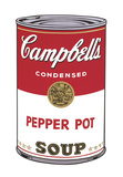 Campbell's Soup I: Pepper Pot, 1968 Prints by Andy Warhol