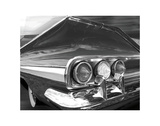 Chevy Tail Prints by Richard James