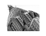 Chrysler Building Detail Plakater af Chris Bliss
