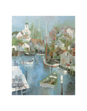 Cape Harbor Prints by Albert Swayhoover
