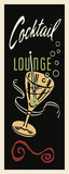 Cocktail Lounge Posters