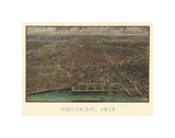Chicago 1916 Prints by Arno B. Reincke