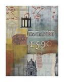Corinthian Revival Posters by Alec Parker