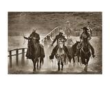 Colorado Caballeros Prints by Barry Hart