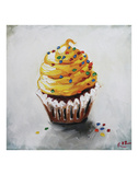 Cupcake 123 Prints by  Roz
