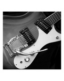 Classic Guitar Detail V Prints by Richard James