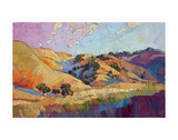 Color Lush Poster by Erin Hanson