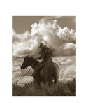 Colorado Cowboy Prints by Barry Hart