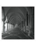 Cloister Print by Tom Artin