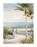 Coastal View Art by Marc Lucien