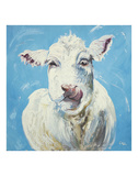 Cow 300 Prints by  Roz