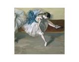 Danseuse Au Repos, c. 1879 Kunst af Edgar Degas