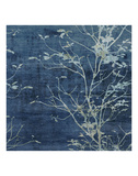 Denim Branches III Poster by Mali Nave