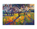 Crystal Light II Posters by Erin Hanson
