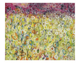 Dancing Meadow Prints by Jessica Torrant
