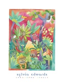 Creatures' Jungle Prints by Sylvia Edwards