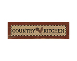 Country Kitchen Poster by Erin Clark