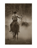 Cowboy Named Bronco Posters by Barry Hart