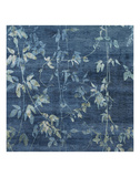 Denim Branches II Print by Mali Nave