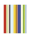 Curry Stripe Posters by Dan Bleier