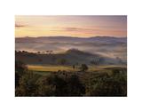 Dawn Mist Rising Prints by Michael Hudson