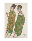 Devotion Art by Egon Schiele