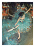 Dancer Art by Edgar Degas