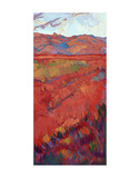 Desert Rainbow (right) Prints by Erin Hanson