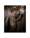 Cowboy's Closet Print by Barry Hart