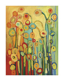 Dance of the Poppy Pods Prints by Jennifer Lommers