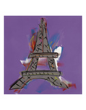 Eiffel Tower Posters by Brian Nash