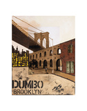 Dumbo Prints by Mauro Baiocco